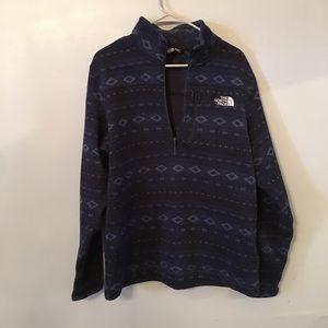 NorthFace fleece pullover